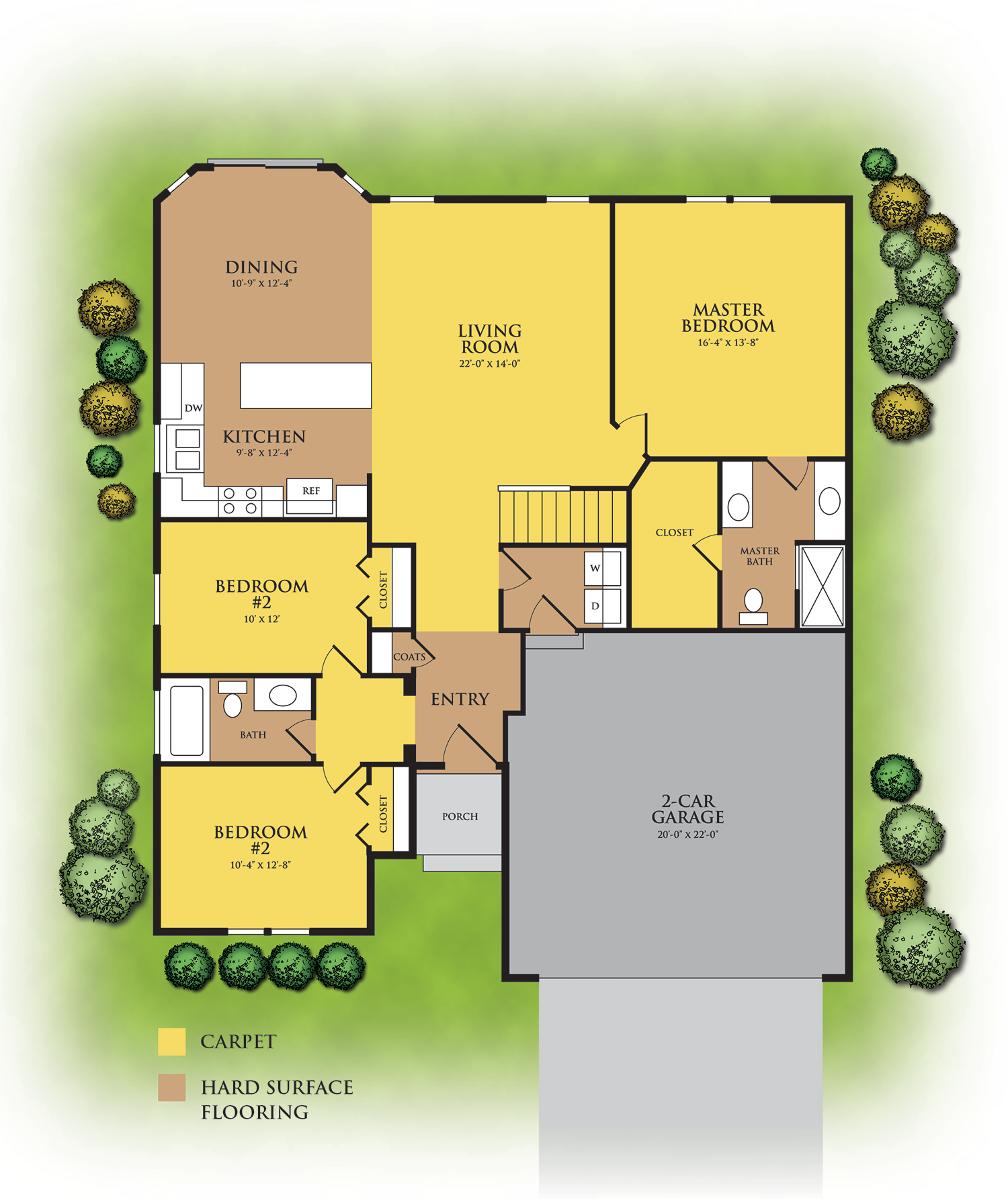 The Cimarron-5220 Waterford